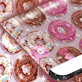 Chocolate Donuts Keyboard