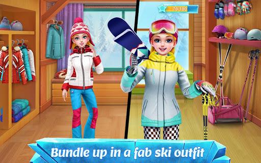 Ski Girl Superstar - Winter Sports & Fashion Game 1.0.7 screenshots 2