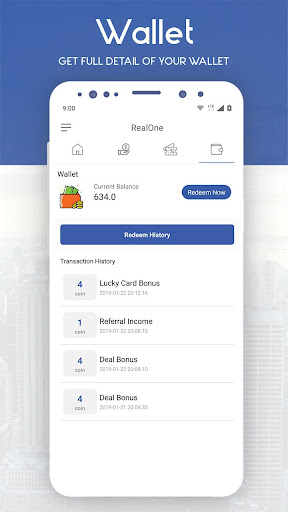 Screenshot for RealOne in United States Play Store