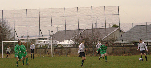 Photo: 11/02/12 v Ton & Gelli BCFC (Welsh FA Trophy QF) 4-1 - contributed by Mike Latham