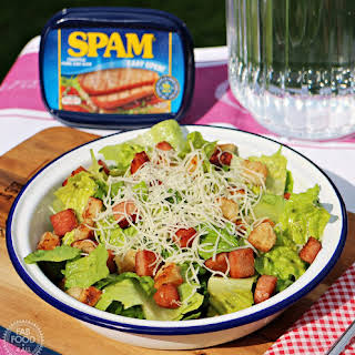 Spam Salad Recipes.