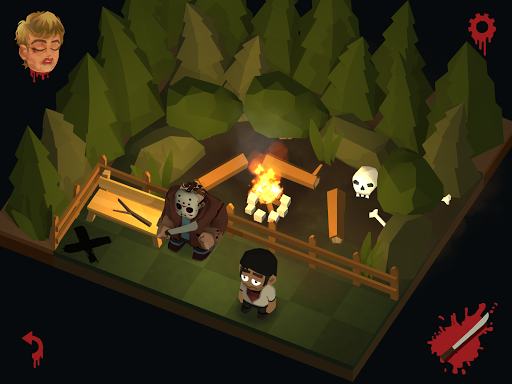 Friday the 13th: Killer Puzzle (Unlocked)