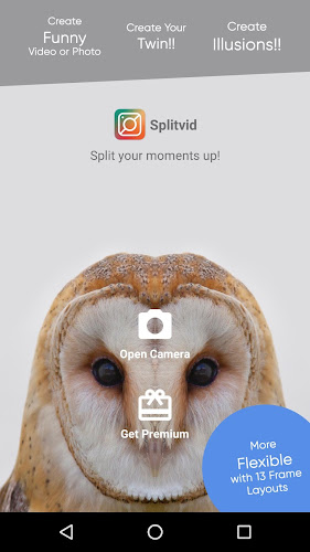 Splitvid - Split Video Camera on Google Play Reviews | Stats