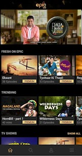 EPIC ON – Watch TV apk download 1