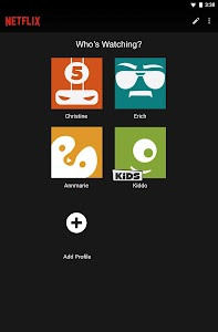 Netflix v3.11.1 build 4421