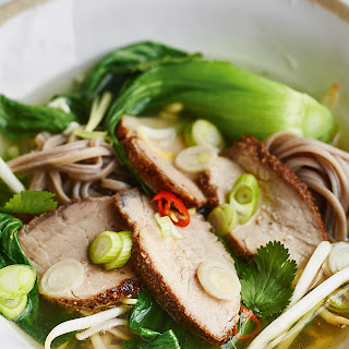 Pork And Soba Noodle Soup Recipes