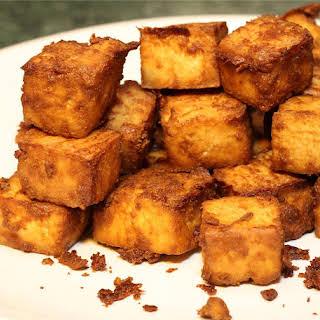 Baked Tofu.