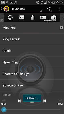 Belly Dance Arabic Music - screenshot
