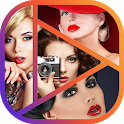 Photo Video Collage Maker : PicVid Mixer icon