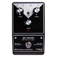 Moog Minifooger MF Boost Mk II