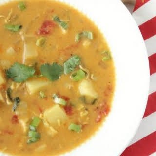 Curry Chicken Soup With Coconut Milk Recipes.
