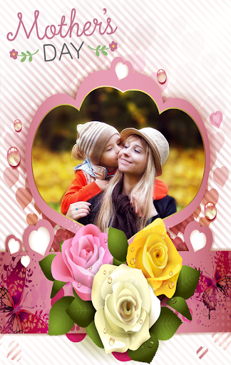 PC u7528 Photo Frames For Mothers Day 2