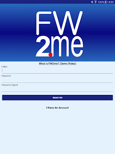 FW2me - Mail- screenshot thumbnail
