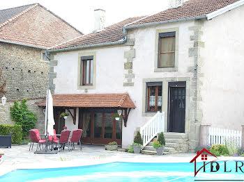 maison à Chatillon-sur-saone (88)