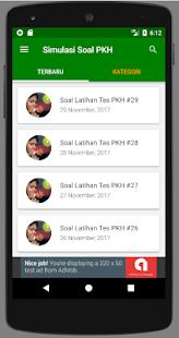 Soal Latihan Seleksi Pendamping PKH - náhled
