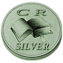 Cool Reader Silver Donation icon