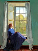 """Photo: William Orpen, """"Alla finestra"""" (1901)"""