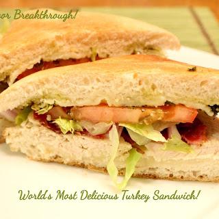 Ciabatta Bread Turkey Sandwich Recipes