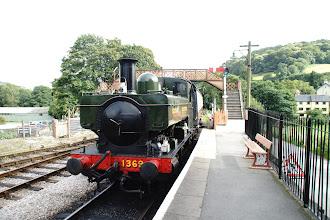 Photo: GWR 0-6-0PT 1369