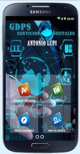 APP PROMOCION ANTONIO LUPI