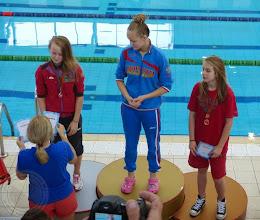 Photo: Międzynarodowe Zawody Pływackie w Brześciu - III miejsce w wieloboju M.Olszańska Ic