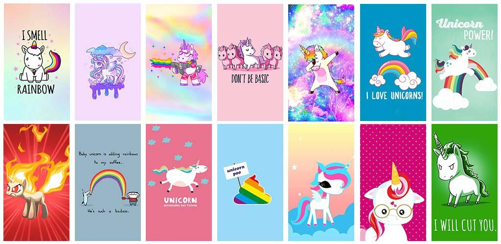 Download Kawaii Unicorn Wallpaper By Enternity APK Latest Version App For Android Devices