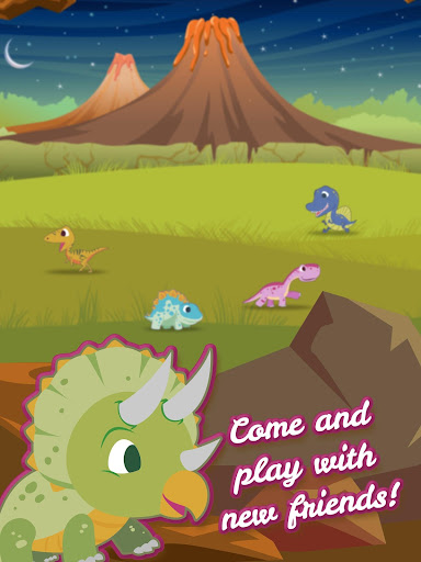 玩免費教育APP|下載Play with Dinosaur Friends app不用錢|硬是要APP