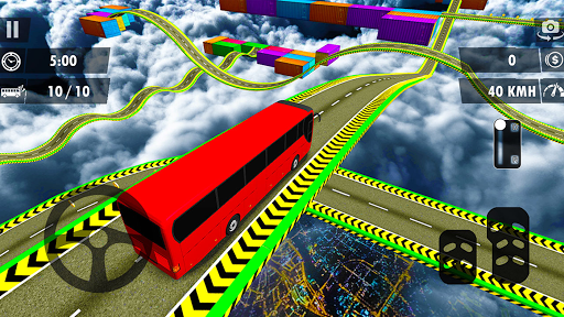 Impossible Bus Stunt Driving Game: Bus Stunt 3D 0.1 screenshots 1