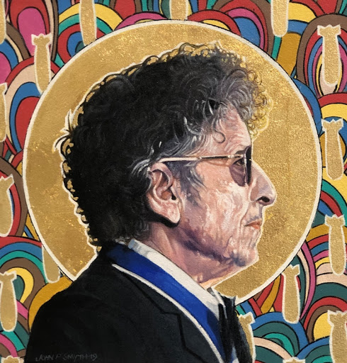 CHRIS THURMAN: Artists prove Bob Dylan leapt past his boomer buddies