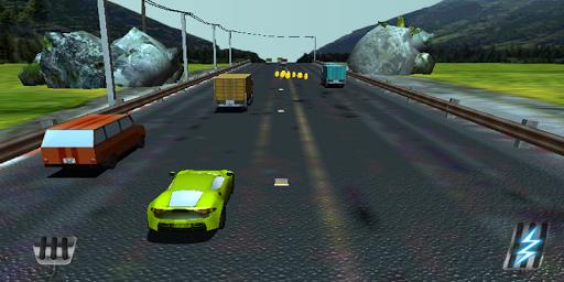 Speed Racing 3D Car