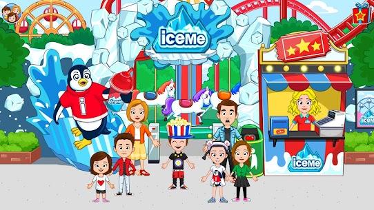 My Town : ICEME Amusement Park Free (Unlimited Money) 6