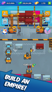 Transport It! – Idle Tycoon Apk Download For Android and Iphone 6