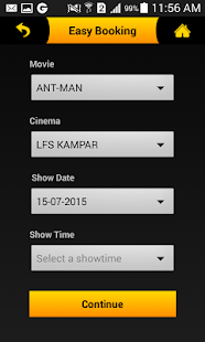 LFS Cinemas- screenshot thumbnail