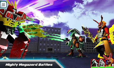 Power Rangers Dino Rumble 1.05 screenshot 202804