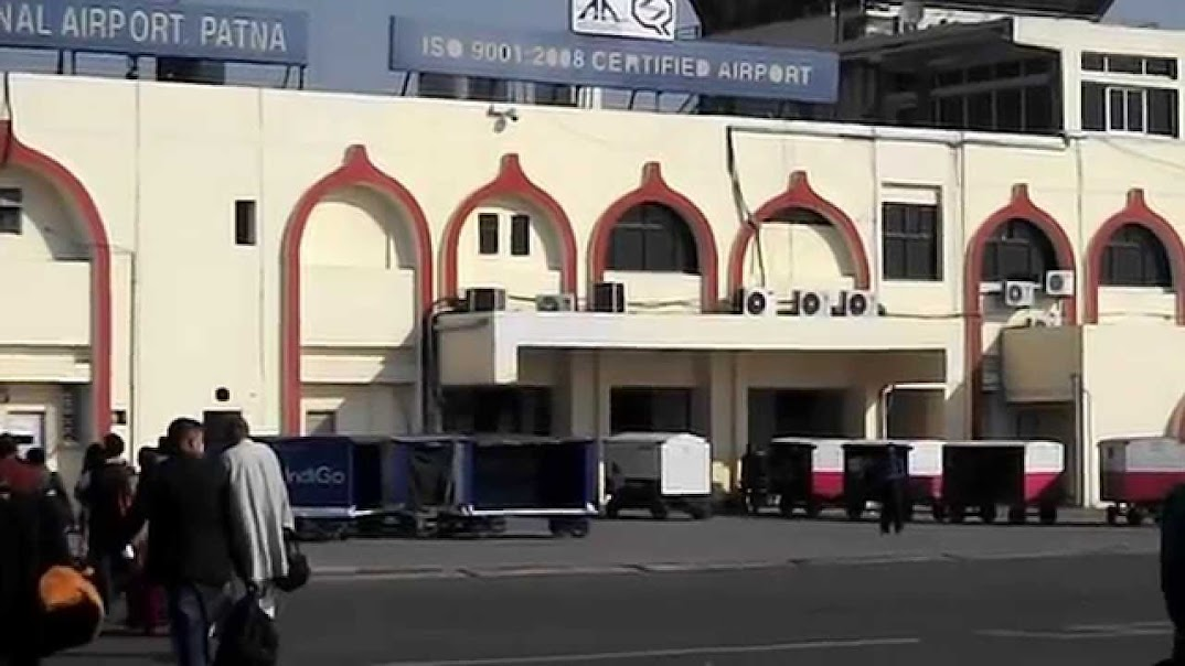 Lok Nayak Jayaprakash Airport Patna