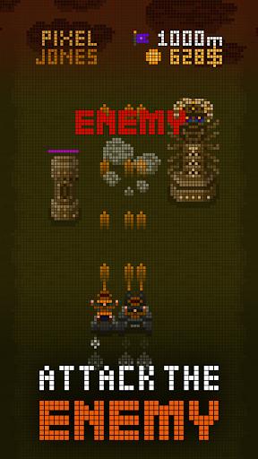 Pixel Jones screenshot 4