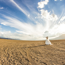 Wedding photographer Yisus Cr (ycrphoto). Photo of 07.09.2017