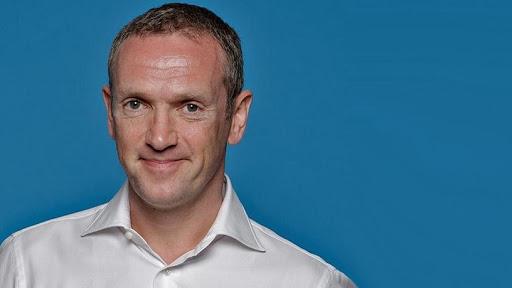 Naspers chief executive Bob van Dijk.