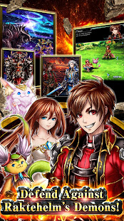 Mod Game Grand Summoners for Android