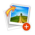 Open One Photo Plus icon