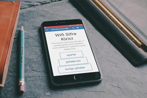 WPS DUMPER Wifi Parola Kirici Simülasyon app (apk) free