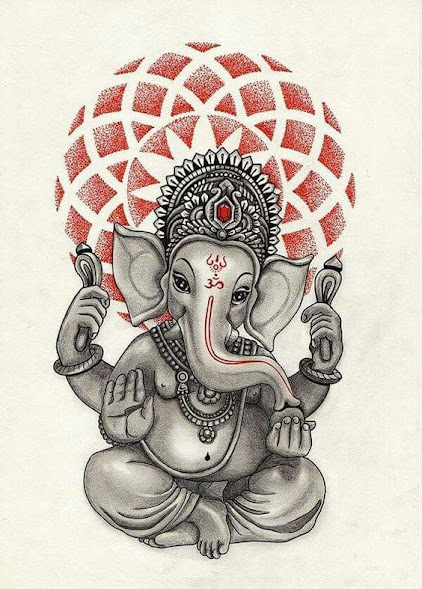 50 Beautiful Ganesha Tattoo Designs And Ideas With Meaning