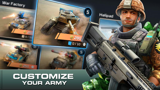 Command & Conquer: Rivals Varies with device screenshots 3
