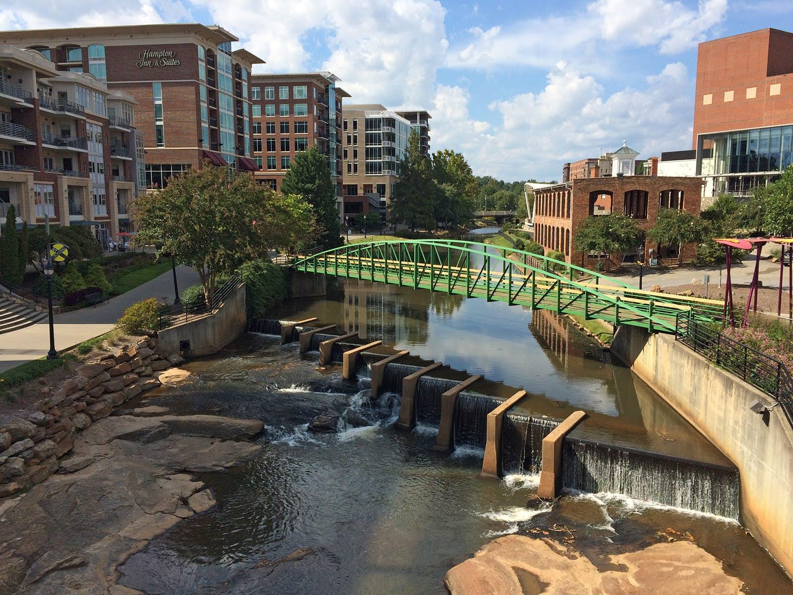 Greenville travel | South Carolina, The USA, North America - Lonely Planet