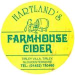 Hartlands Farmhouse cider