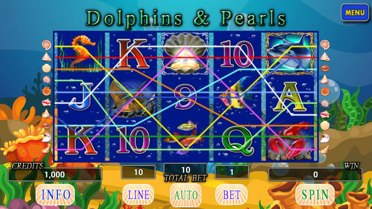 dolphins pearls