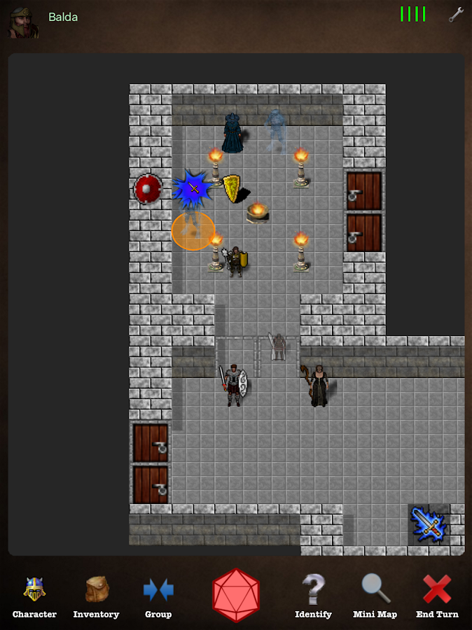 Endless Adventure - A Roguelike Full Party RPG- screenshot