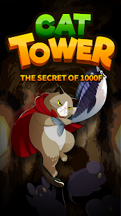 Cat Tower - Idle RPG- screenshot thumbnail
