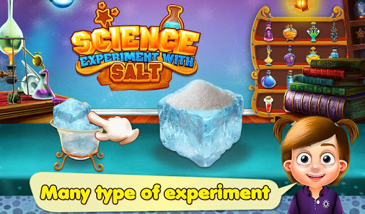 Science Experiment With Salt v1.0.1