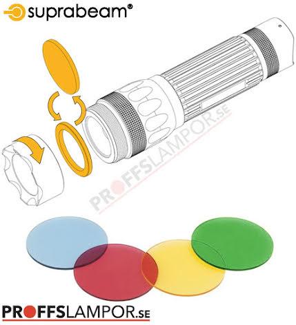 Tillbehör Färgfilter Suprabeam Q7defend
